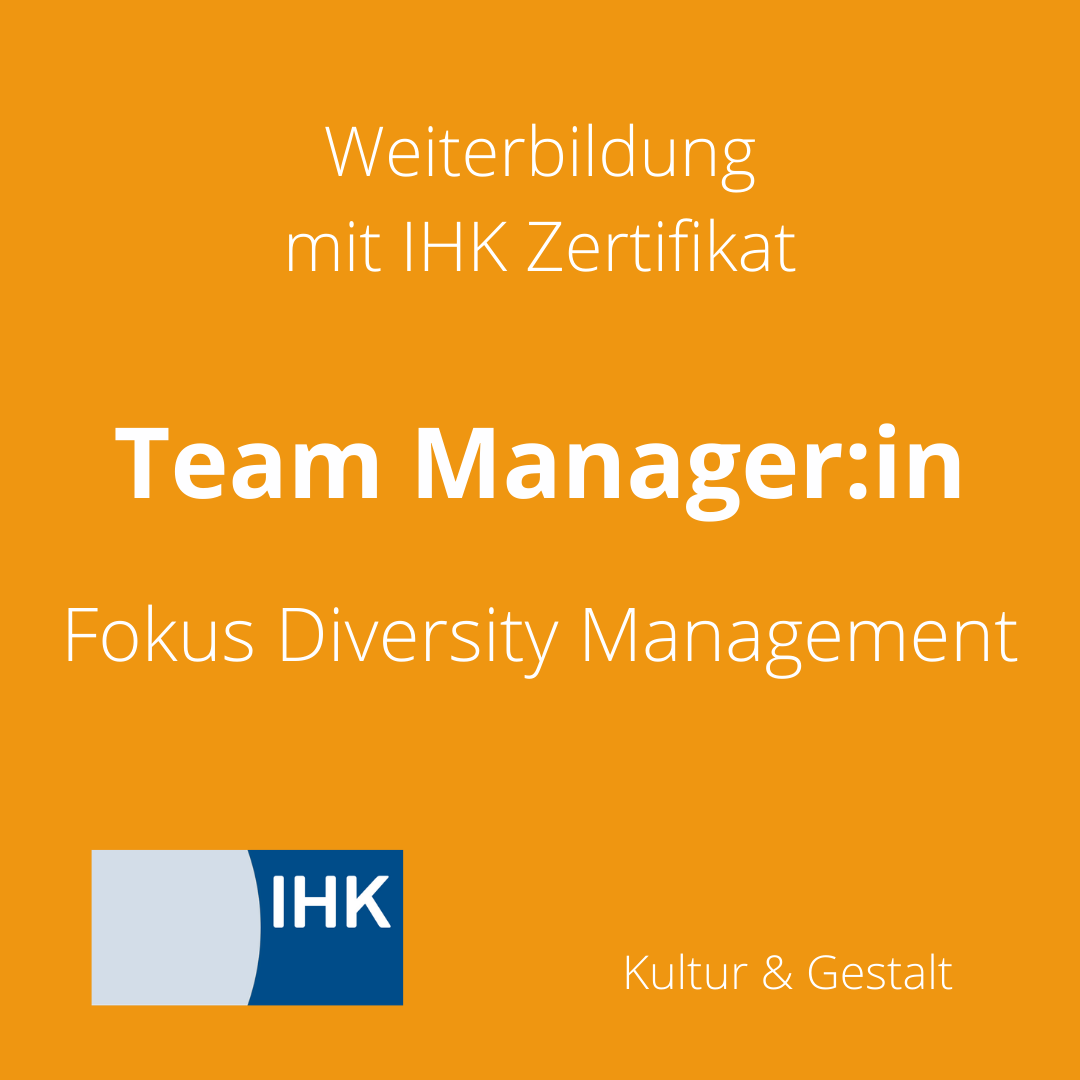 Team Manager:in Fokus Diversity Management